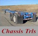 Chassis/Container Trailers